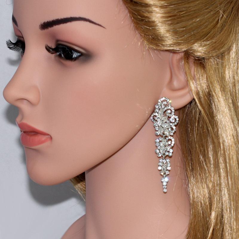 Alloy Fashion Tassel earring  Alloy  Fashion Jewelry NHAS0633Alloy