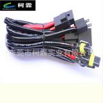 生产汽车连接线线束  汽车连接器线束 接插件线束 公母対插线束