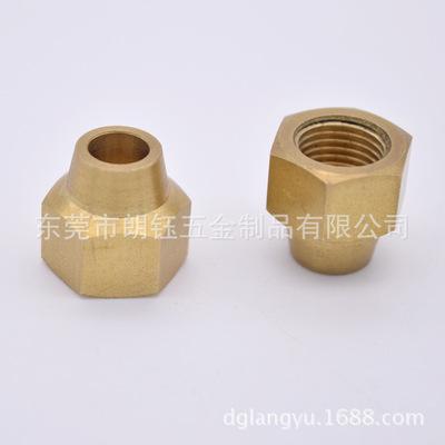 黄铜产品车床加工 CNC加工中心 东莞数控车床加工厂家 铜件加工