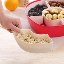 水果盘糖果盘客厅创意拼接家用零食果盒水果篮