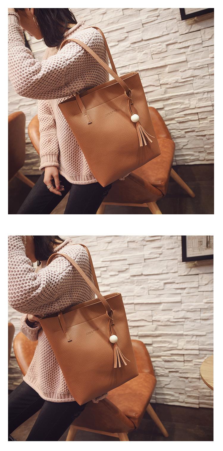 PU Trend shoulder bag diagonal clutch XC190413117254