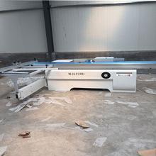 生态板裁板锯 木工板推台锯 木工机械 青岛精密推台锯