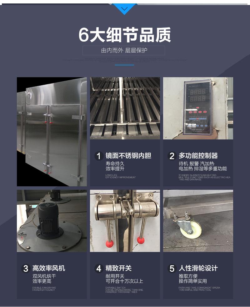 热风循环烘箱_供应高温烤箱热风循环烘箱工业