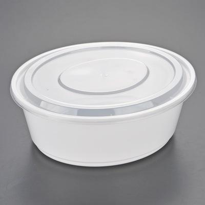 必威体育随行版3000ml大号打包汤碗椭圆形外卖快餐便当盒betway31水煮鱼冒菜盒