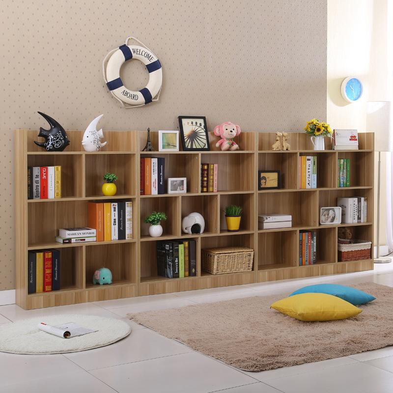 厂家批发家居展示柜简约书柜置物架自由组合书橱收纳柜电视柜直销