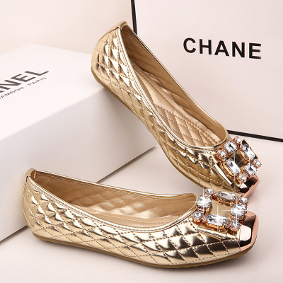 Diamond Flat shoes of Women's main photo