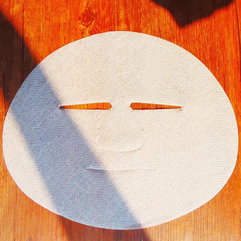 厂家直销 压缩面膜 蚕丝面膜纸 日本384 隐形面膜纸 蚕丝纸 批发