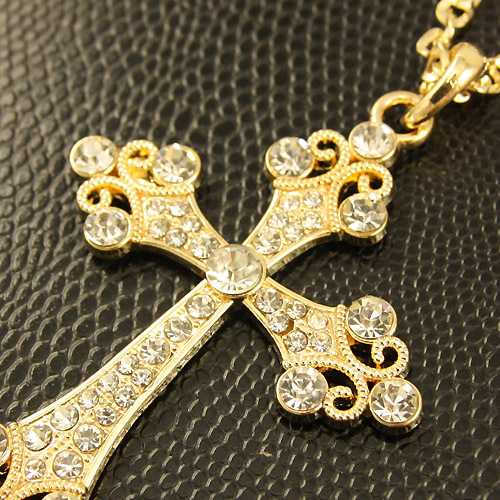 Alloy Fashion Geometric necklace  (Alloy)  Fashion Jewelry NHAS0604-Alloy