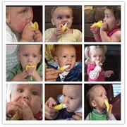 厂家供应现模具高质量LFGB散装牙刷硅胶婴儿产品生活日用橡胶制品