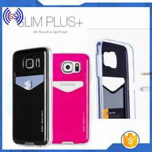 三星Galaxy S7 G930 Mercury原装 Slim Plus 插卡手机壳 现货