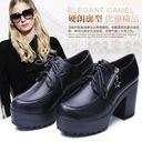 Giày cao gót nữ thời trang, kiểu dáng mới trẻ trung, phong cách hàn