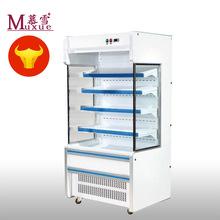 慕雪超市风幕柜水果蔬菜饮料牛奶冷藏展示柜立式迷你保鲜柜广东厂