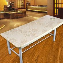 洛妃家纺 美容床专用冰丝席 夏天床席美容夏凉席 方圆头可定做0
