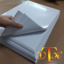 廠家直銷  各種離型紙  隔離紙  硅油紙 離型紙白色黃色 單面雙面