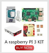 G Raspberry Pi 3 Model B kit – pi 3 board / pi 3 case  /American standard power supply/16 G memory card /heat sink