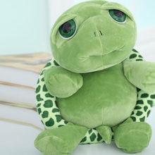 批發供應可愛賣萌大眼睛烏龜 親子小海龜毛絨玩具公仔情人節禮品