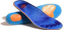 蓝色款LZ-G互牌极限缓冲减震鞋垫运动防护鞋垫 科学矫正扁平足