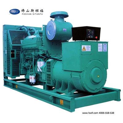 500KW康明斯柴油发电机组KTAA19-G5 品牌机组全球保修
