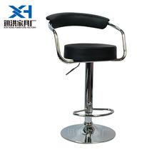 廠家直銷360度旋轉椅可升降 吧臺椅理發店收銀臺創意時尚