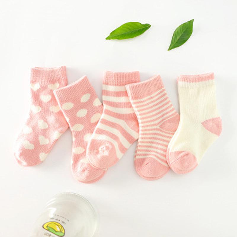 0-1-3-6大中小童袜婴儿袜子宝宝袜子棉袜中筒代销儿童袜子批发