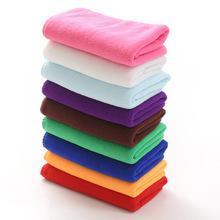 毛巾超细纤维加厚吸水毛巾一次性擦车巾洗脸面巾福利赠品厂家批发