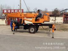 河南许昌农用五征三轮吊车 5吨三轮吊车装卸自备吊直销