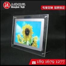 【爆款】水晶灯箱、超薄水晶灯箱、LED高档展示水晶相框