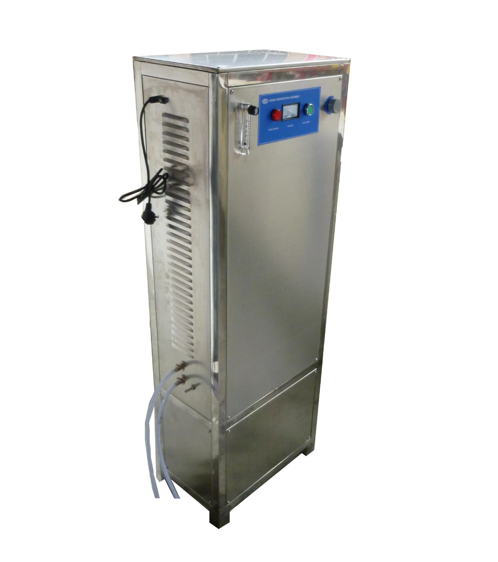50G氧气源高浓度臭氧水机