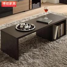 简约现代茶几简易电脑矮桌子阳台喝茶长方形炕桌飘窗榻榻米茶桌