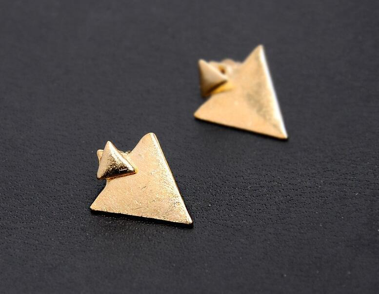 alloy plating earring (Silver)NHGY0583-Silver