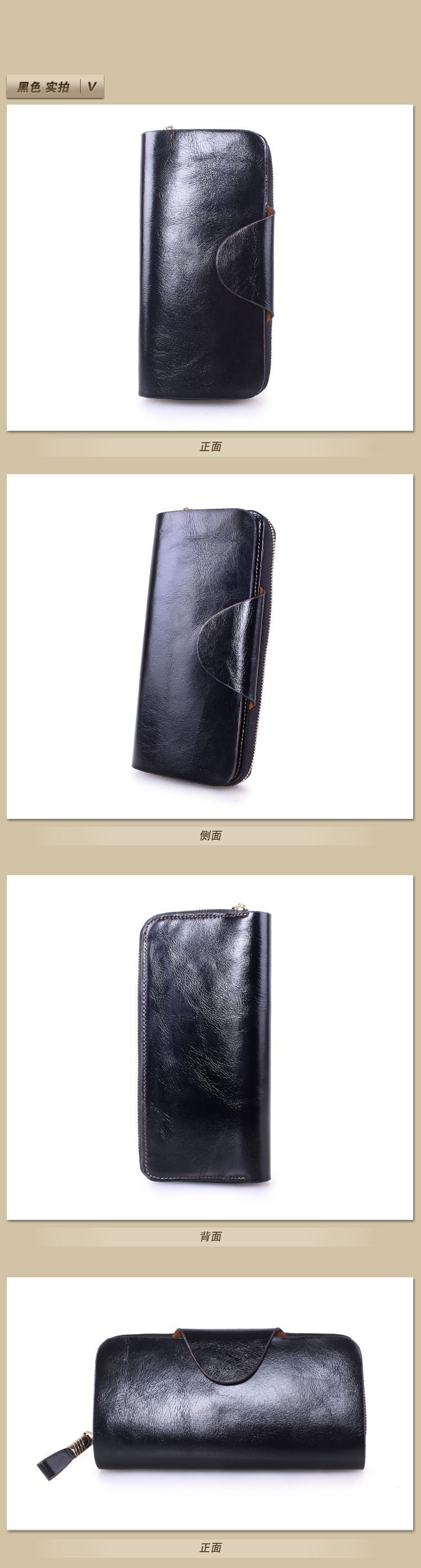 mens best leather wallet