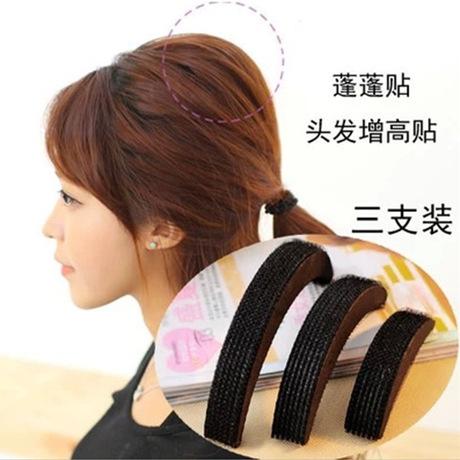 Phiên bản tiếng Hàn của công chúa poncho pad bangs kẹp tóc poncho tăng công cụ làm tóc ba