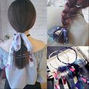 Dây buộc tóc nữ thời trang, kiểu dáng nữ tính trẻ trung, mẫu Hàn