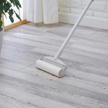 可撕式除毛器多用途可伸缩懒人滚筒粘毛器毛发灰尘扫把居家清洁