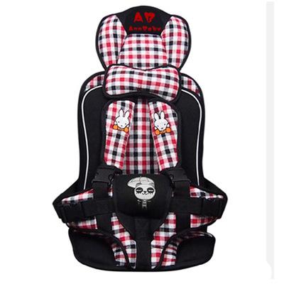 批发专用车载车用汽车儿童安全座椅 新款轿车越野车通用儿童坐椅