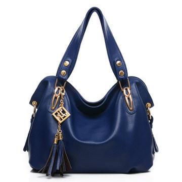 魅宣包包2016新款潮欧美时尚手提包斜挎包中年女士大包手提女包