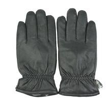 冬季保暖真皮加厚均碼高檔男士防寒觸屏棉時尚手套現貨一件代發