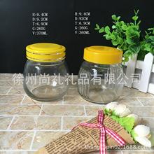 厂家直销玻璃300ml-500酱菜瓶 罐头瓶 虾酱瓶 芝麻酱瓶 辣椒酱瓶
