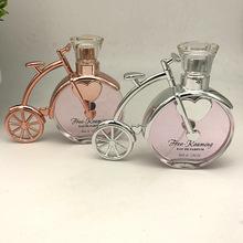新款奇美6909自行车造型清新女士淡香水 50ml女士香水回味无穷