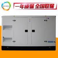 Поставка малошумного дизель-генератора, установленного для пожарной и коррозионно-стойкой малой электростанции поддерживающий использование