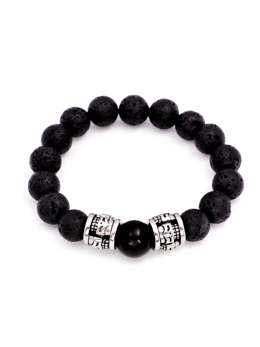 Simple otherBracelet (black)NHIM0647-black