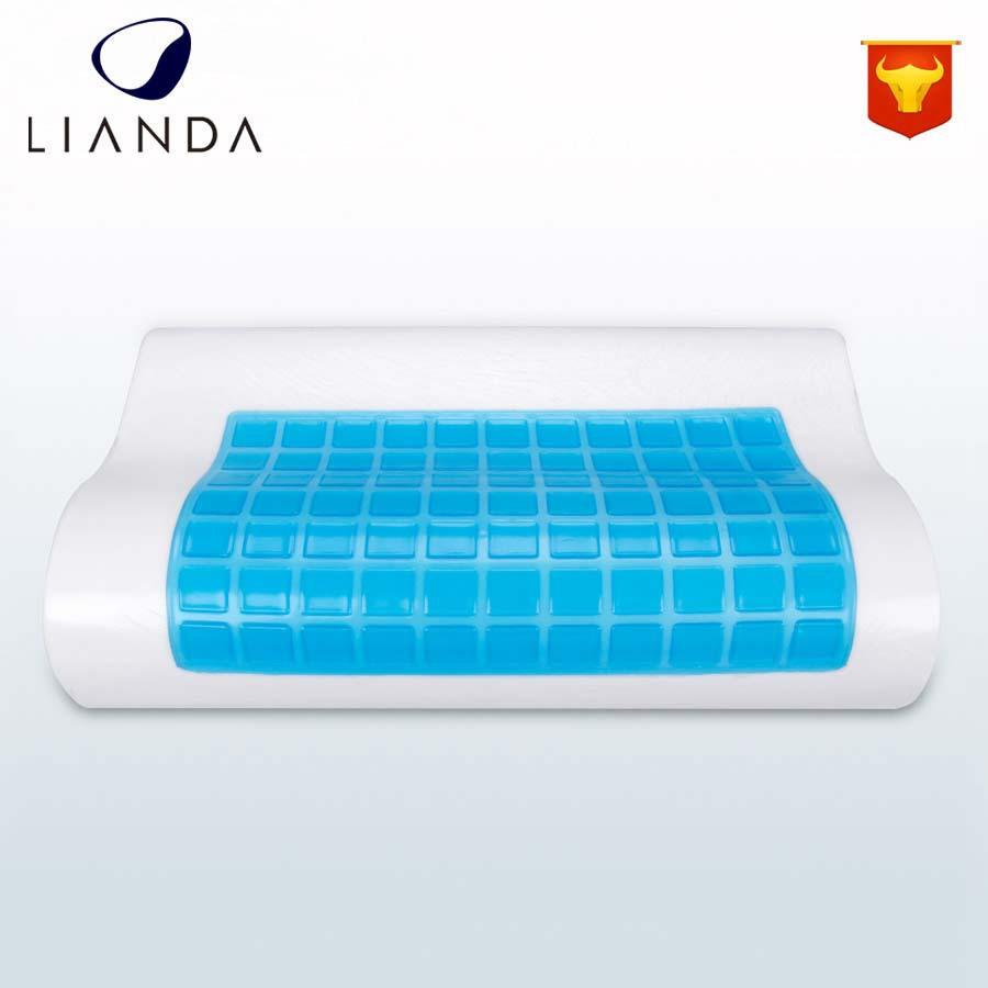 高品质 太空慢回弹凝胶记忆枕头 清凉降温舒适 免费拿样 厂家直销