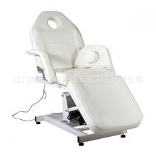 明美电动美容床椅1电机整体高度升降纹绣纯棉注射可放平M-3042