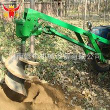 【泰牛】牵引式拖拉机挖坑机 农用牵引式植树机 植树挖坑机