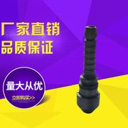 卡套式直通液压油管接头批发  高压胶管接头供应  异型接头定做