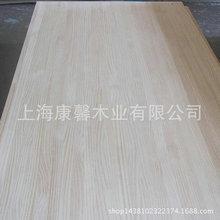 厂家直销樟子松指接板 18mm 无节 优质松木直拼板 结实耐用