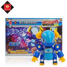 迪邦-儿童玩具机器人斗龙战士拆装积木模型玩具批发包邮