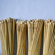 专业厂家定制 竹棒针 编织工具 手工工具 外贸竹针