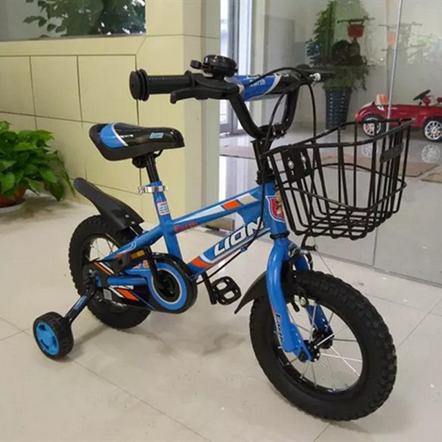 Xe đạp em bé Tianda xe đạp qiqi 12 inch 14 inch Xe đạp trẻ em 16 inch cộng với nhà sản xuất bánh xe phụ Xe đạp