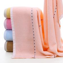 纯棉加厚加大加厚浴巾90X180厘米正品全棉美容院大码浴巾全棉32股